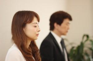 夫婦で瞑想