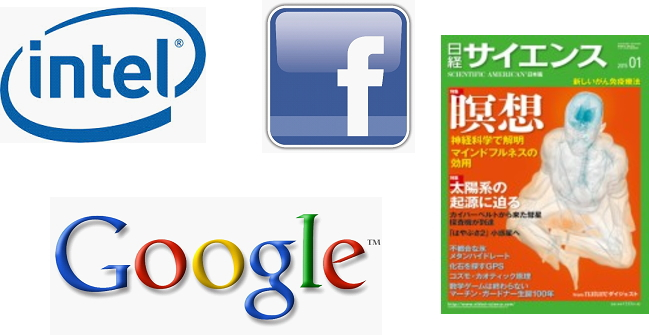 intel google facebook